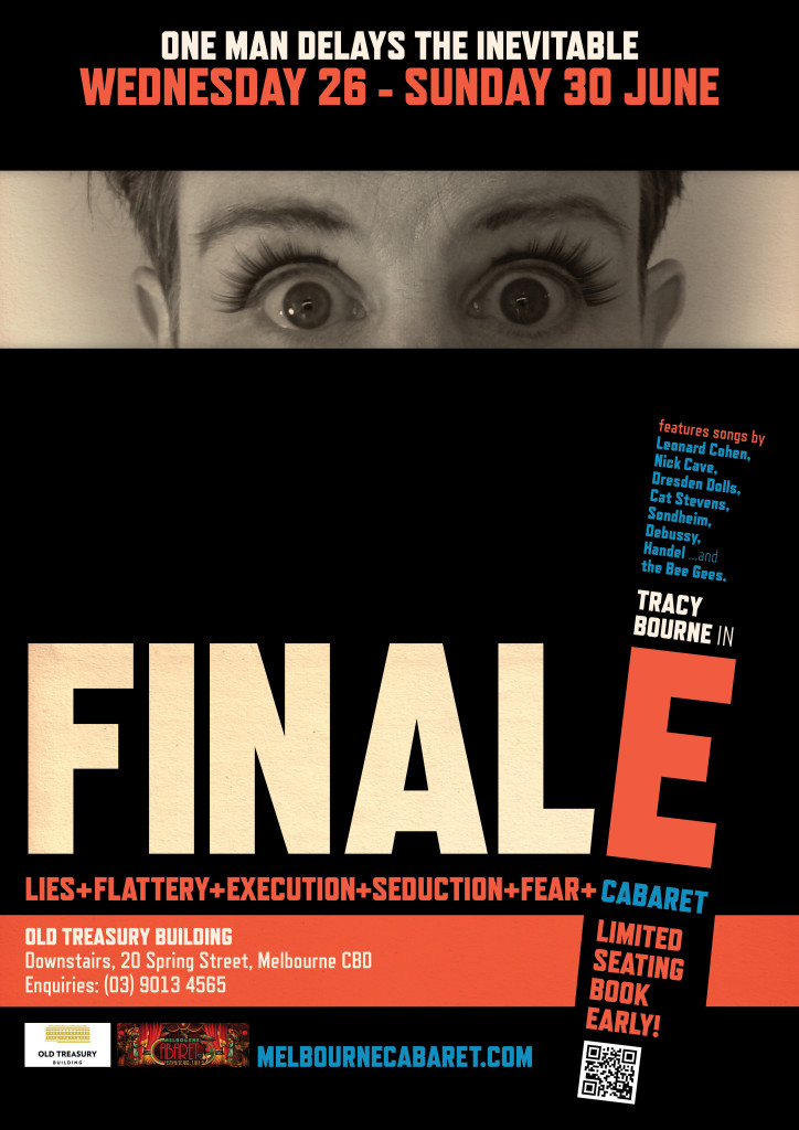Finale A3 Poster
